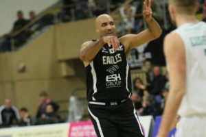 Newcastle Eagles VS Plymouth Raiders: An expected victory