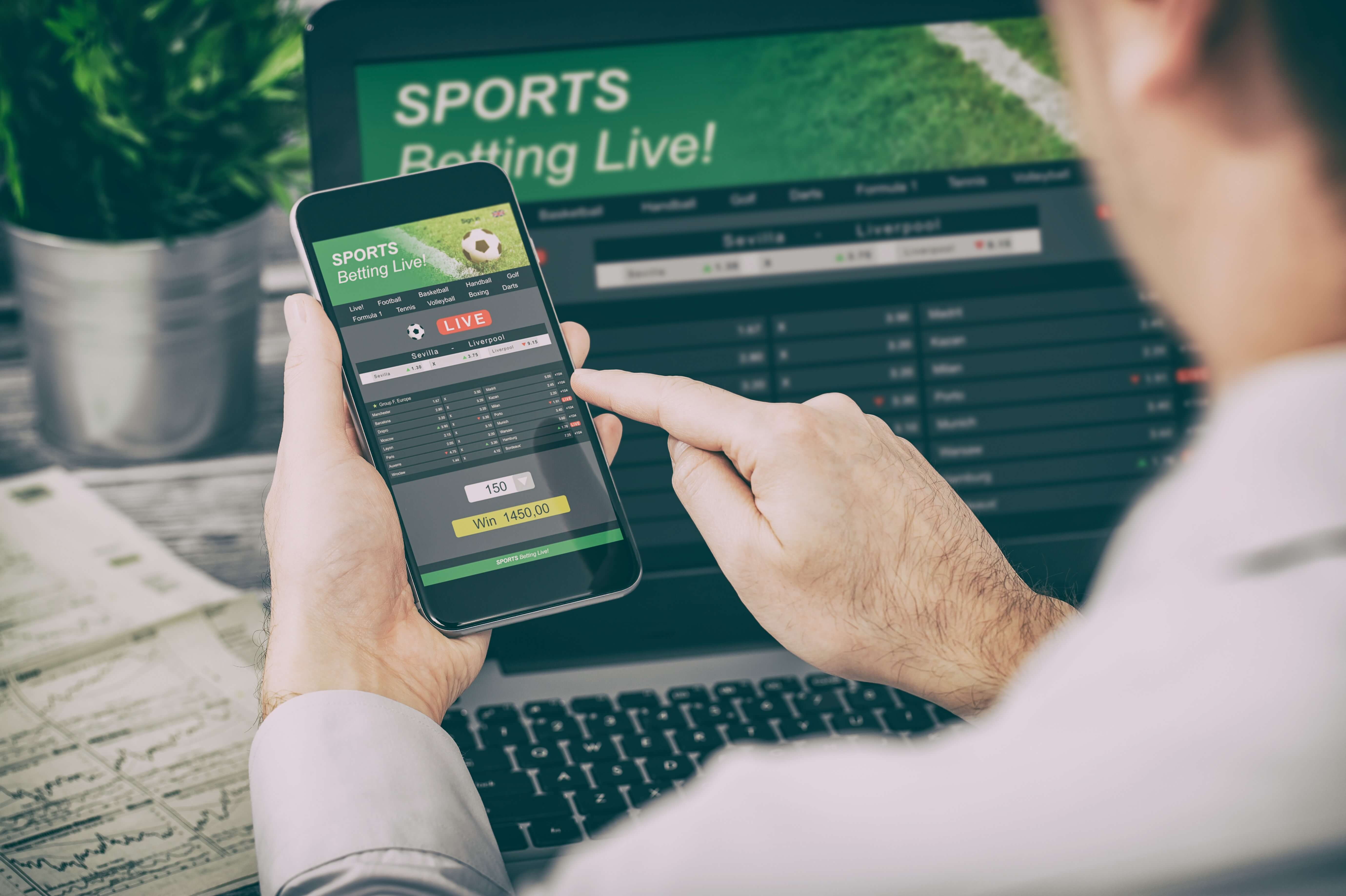 Sports betting interactive brokers